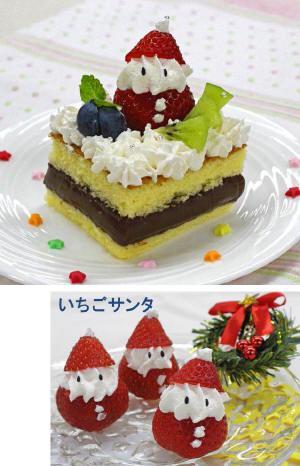 300サンドケーキ&いちごサンタ.jpg